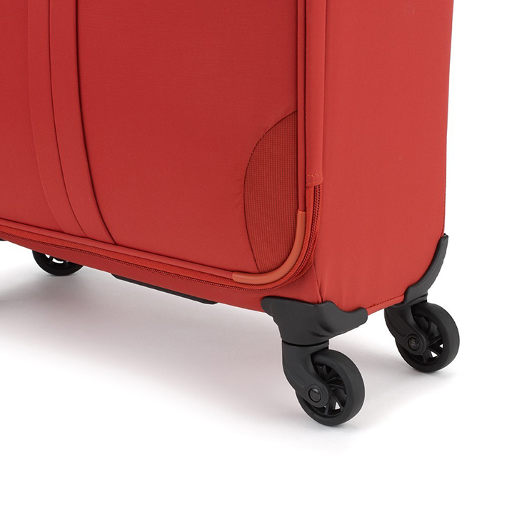 Antler Aire C1 Cabin Suitcase - Red - 06